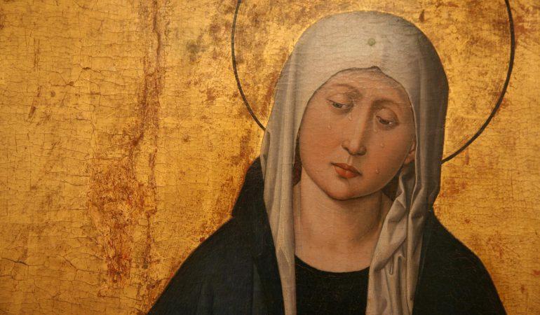 Kun. Kęstutis Dvareckas. Mokytis iš Marijos