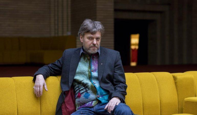 """Gediminas Storpirštis: """"Didieji virsmai ir atradimai gimsta pauzėse"""""""