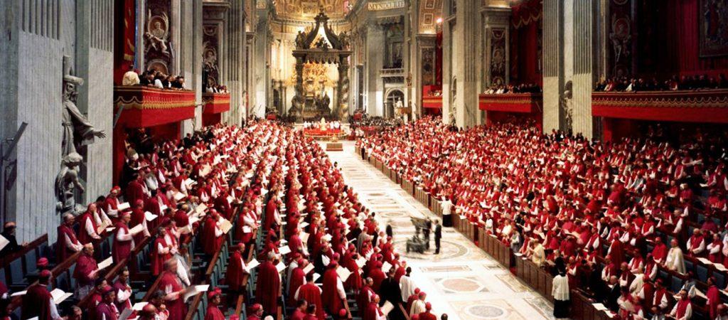 Vatikano II Susirinkimas.