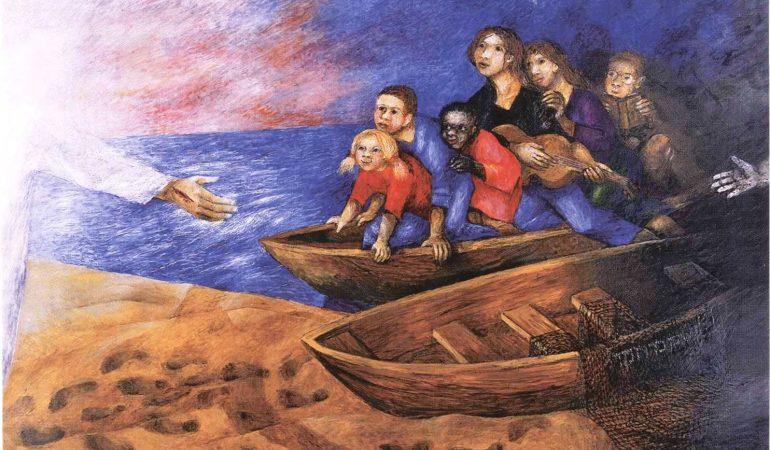Andrius Navickas. Ar krikščionims dera būti tolerantiškiems?