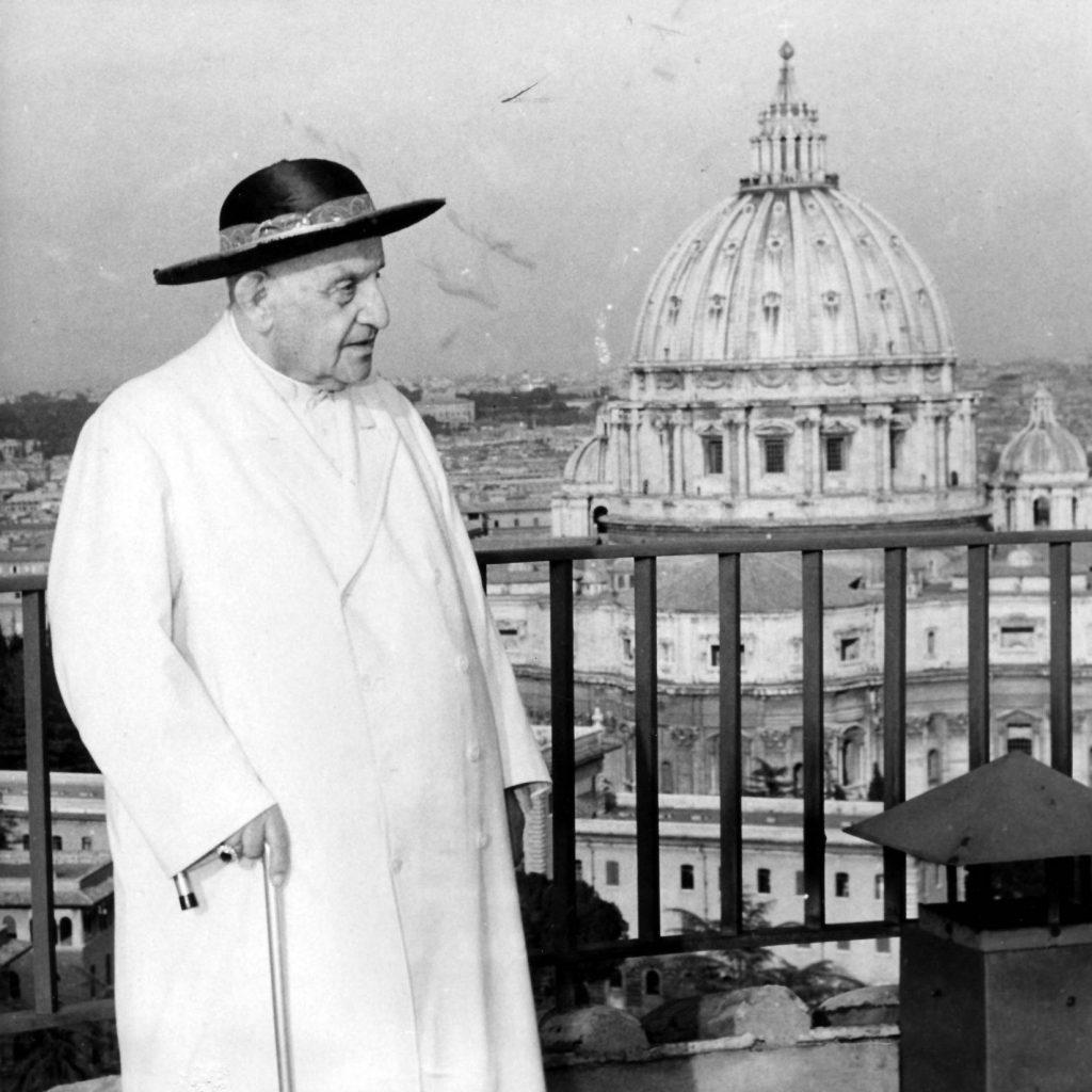 Tai buvo pirmasis popiežius, kuris drąsiai ligo papeaste žmogumi.