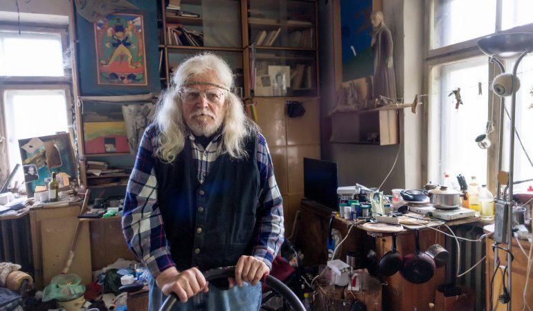 """Dailininkas Linas Katinas: """"Gyvenimas yra malonus apsirikimas"""""""