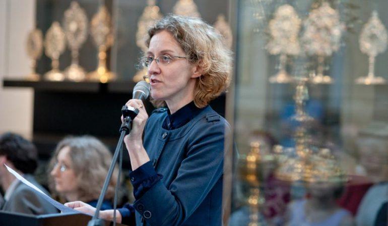 """Sigita Maslauskaitė: """"Kūrinio vertę kuria pasakojimas"""""""