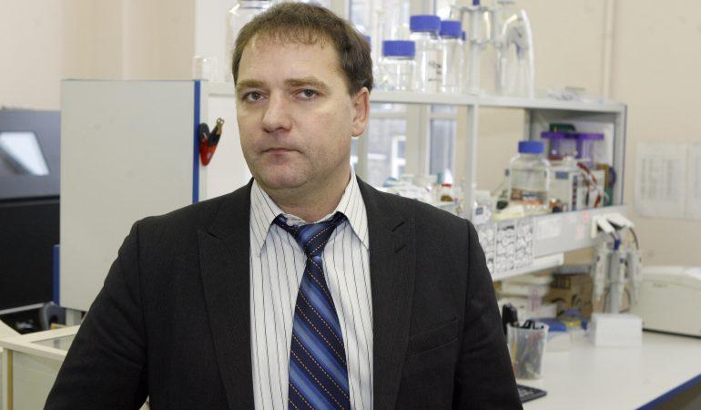 Arûnas Ramanavièius  nano tech vadovas Vilniaus universitetas