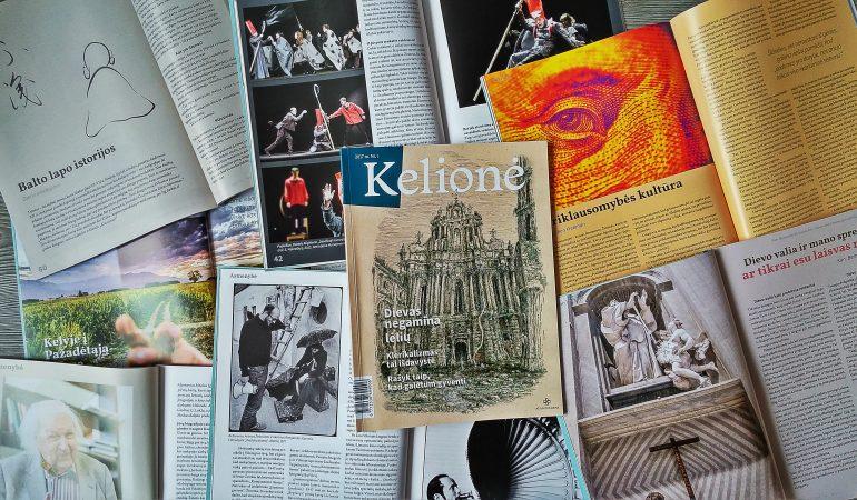"""Žurnalas """"Kelionė"""" kviečia leistis į nuotykį"""