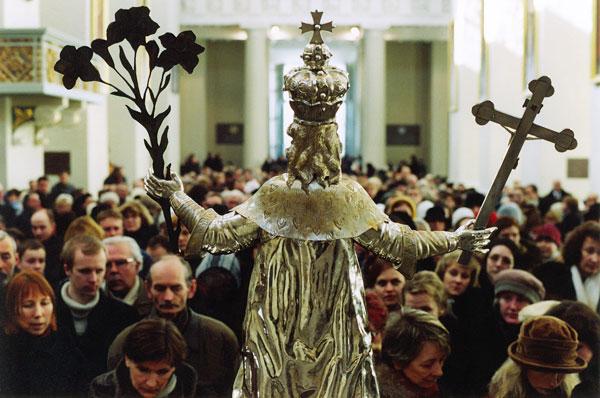 Gavėnios skaitiniai. Šv. Kazimieras – Lietuvos globėjas
