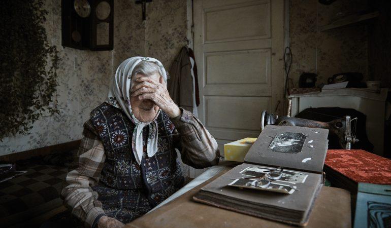 """Arūno Baltėno fotografija iš albumo """"Namų tyloj"""""""
