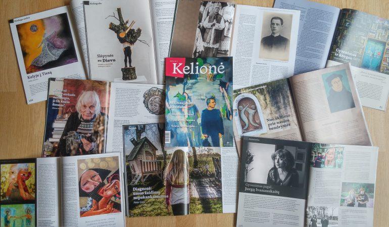 """Žurnalas """"Kelionė"""": Atsinaujinimo pavidalai ir autentiškumo ilgesys"""