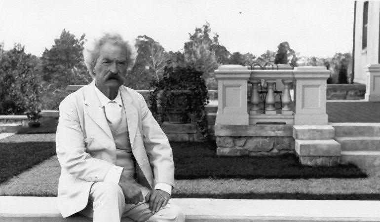 Mark Twain. Minčių mozaika