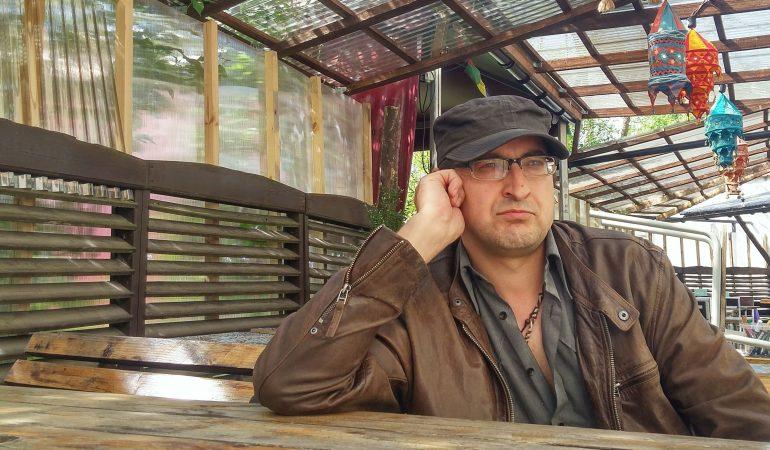 """Poetas Gytis Norvilas: """"Esu labiau melioratorius – man įdomu knistis gilyn"""""""