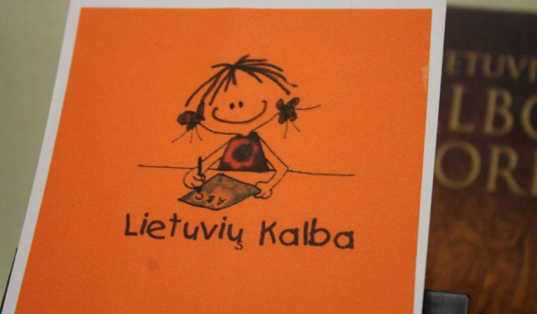Valio lietuvių kalbai!!!