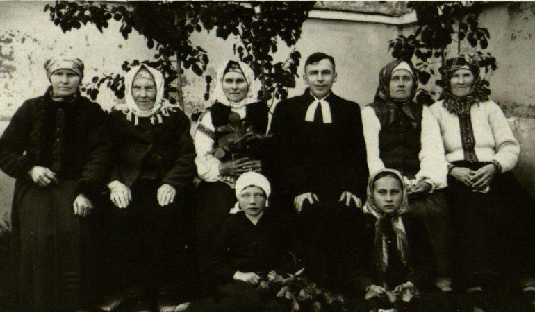 Bendrystės skatintojas kunigas Petras Dagys