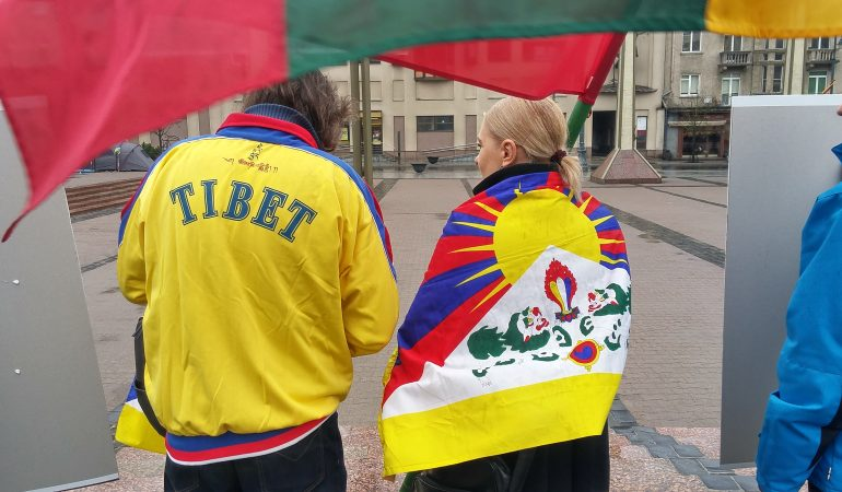 Gediminas Kajėnas. Tolimas artimas Tibetas