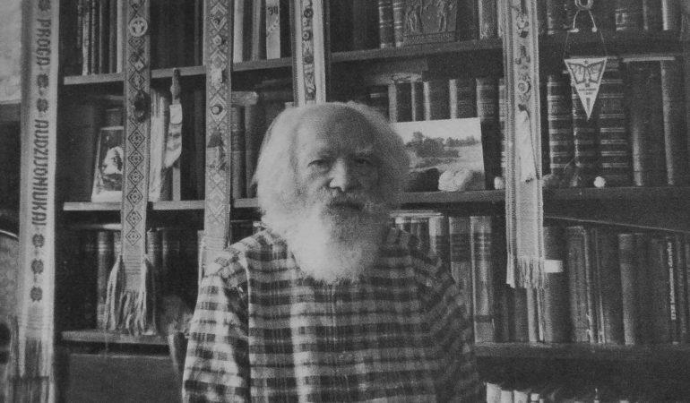 Pasaulio žmogus Antanas Poška
