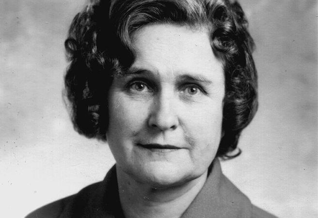 Pedagogė, visuomenės veikėja Ieva Toleikytė-Adomavičienė