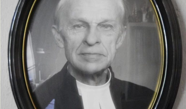Andrius Skimutis, kunigavęs kitapus Baltijos