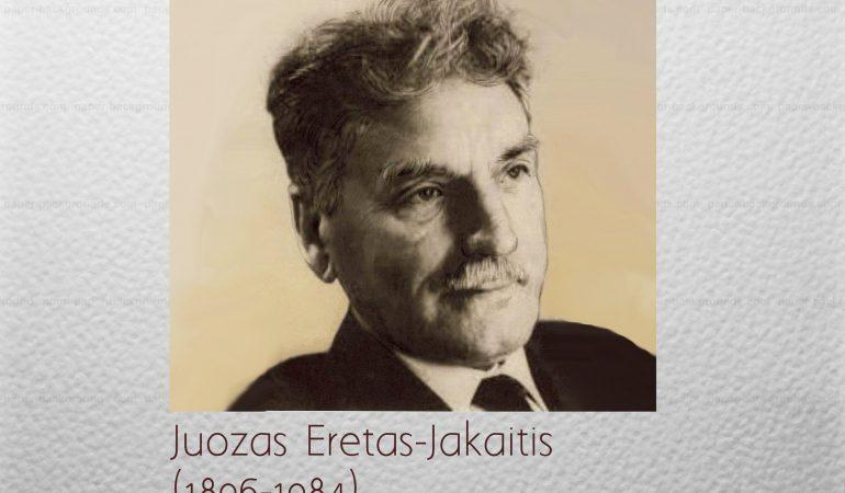 Šveicarijoje gimęs Lietuvos patriotas Juozas Eretas