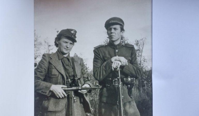 101-asis partizano Antano Slučkos-Šarūno gimtadienis