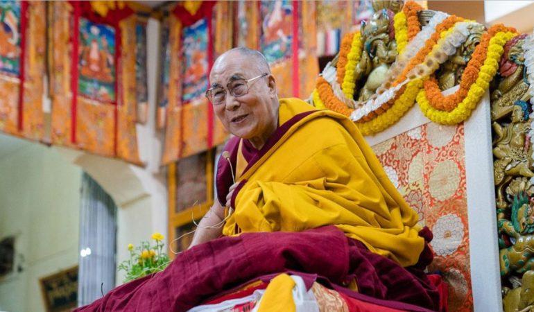 Dalai Lama XIV. Apie laimę