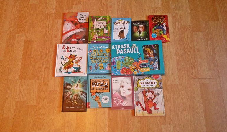 Naujų vaikų knygų apžvalga: BALANDIS