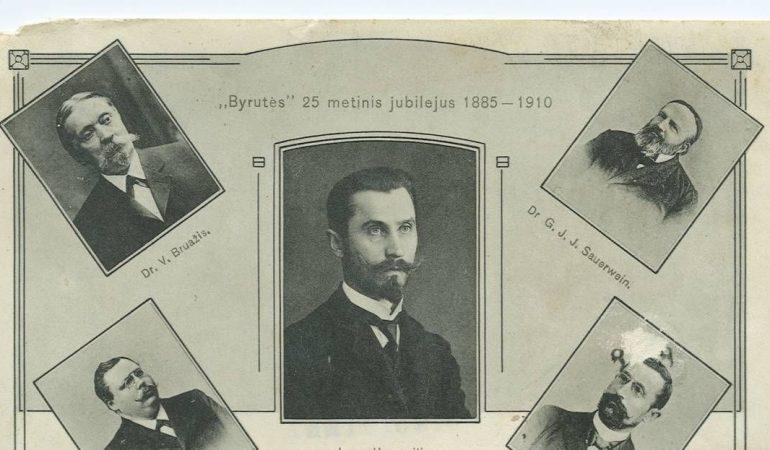 Gydytojas ir kultūrininkas Vilius Bruožis