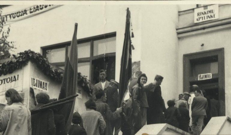 1940 m. rinkimų farsas Lietuvoje