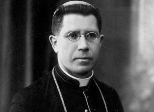 Grasilda Reinytė. Arkivyskupas Mečislovas Reinys