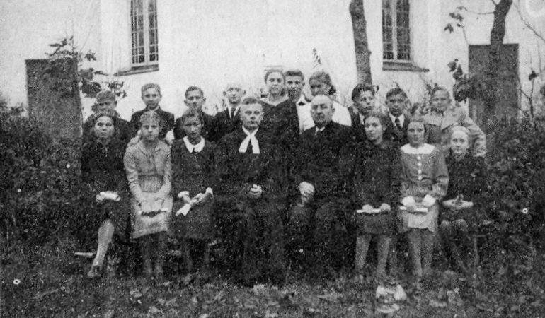 Kunigas ir mokytojas Jurgis Jaudžimis