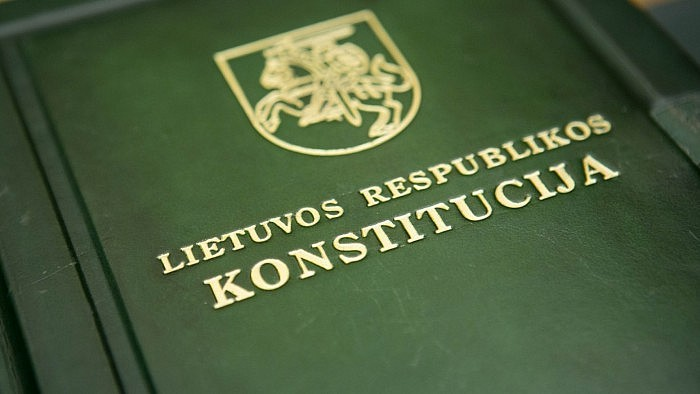 Rugpjūčio 1-oji ir Lietuvos Respublikos konstitucinės tradicijos gimimas