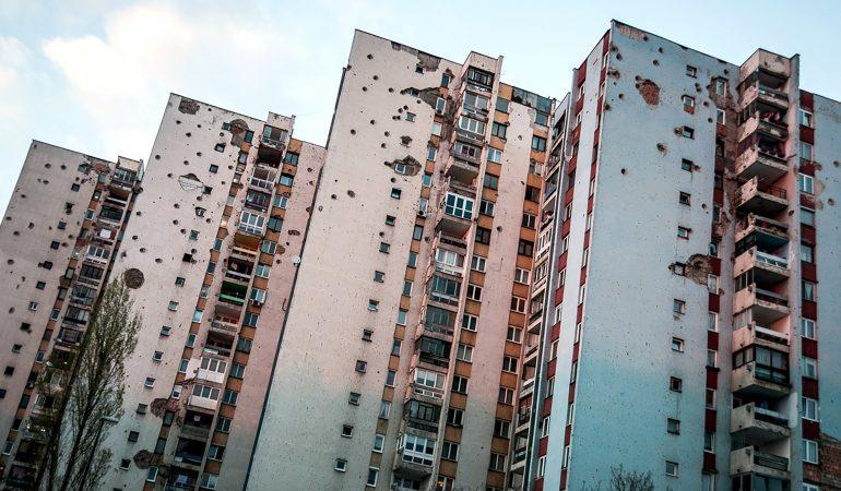 Sarajevas. Nuotr. Michal huniewicz, CC BY 2.0 licenzija, flickr.com