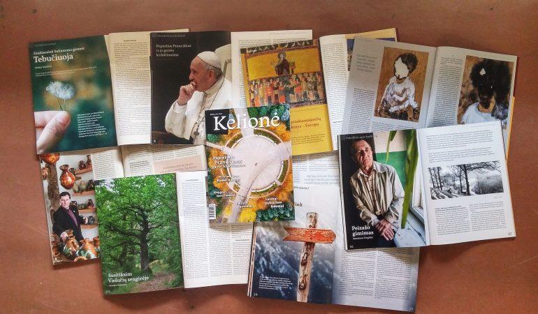 """Žurnalas """"Kelionė"""": apie auginančius susitikimus"""