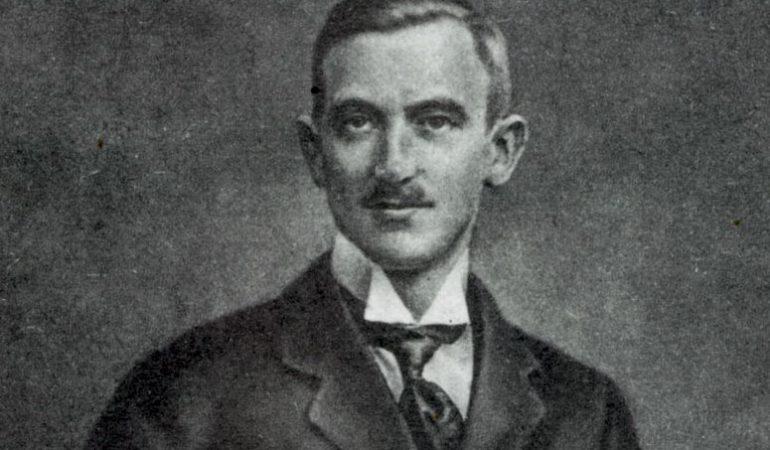 Paskutinysis Klaipėdos krašto gubernatorius Viktoras Gailius