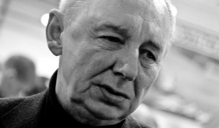 "Arvydas Šliogeris: ""Beveik atsitiktinai ėmiau studijuoti filosofų tekstus"""