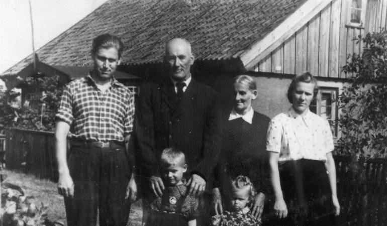 Rusnės praeities saugotojas Augustas Dėvilaitis