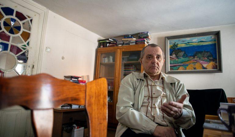 Disidentas ir peizažų meistras Stanislovas Žvirgždas