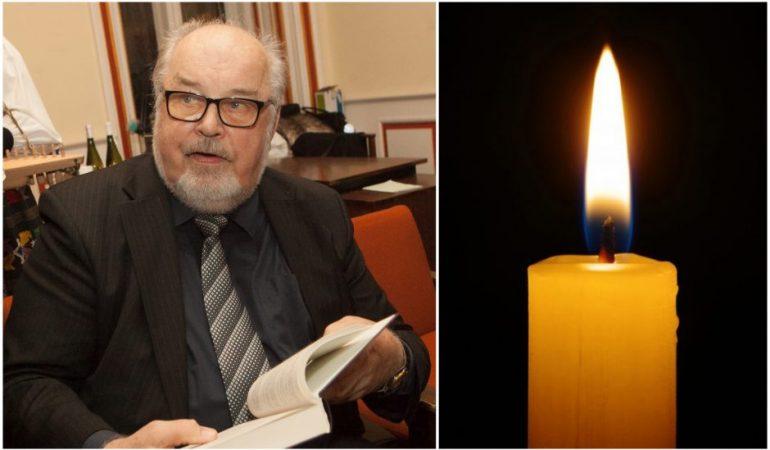 In memoriam:  rašytojas Algimantas Zurba