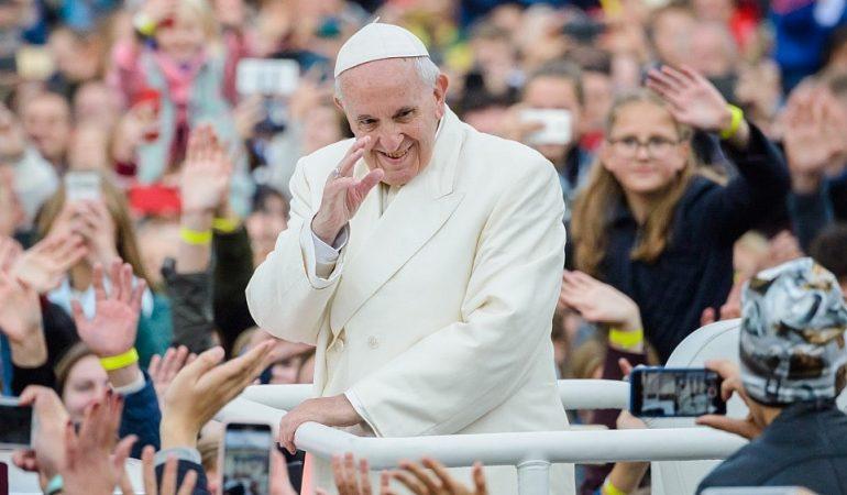 Popiežius Pranciškus lankosi Lietuvoje. 2018 Rugsėjis