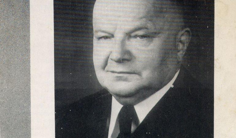 Išeivijos liuteronų ilgametis vadovas kunigas Adolfas Keleris