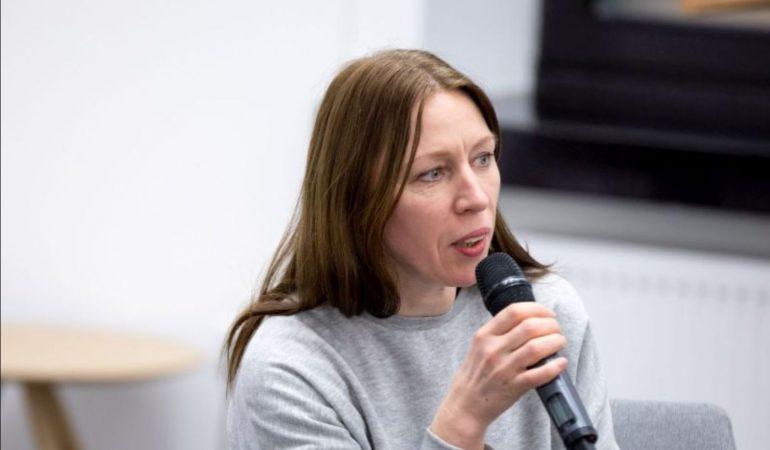 """Daiva Čepauskaitė: """"Nenoriu žinoti, kaip gimsta mano eilėraščiai"""""""