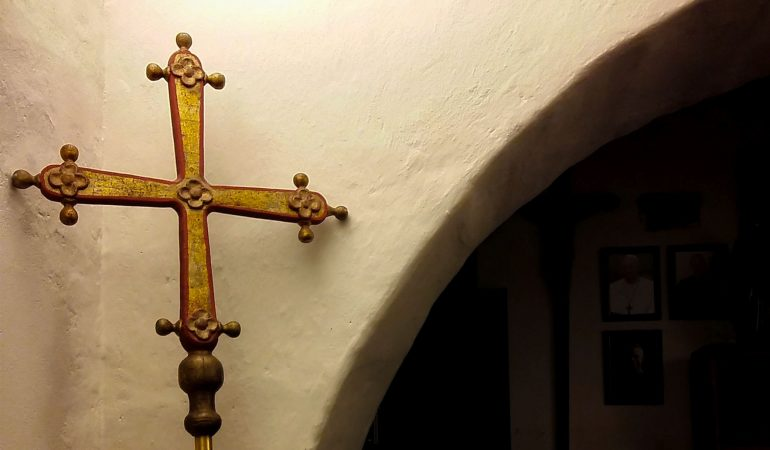 Kun. Rimgaudas Šiūlys. Kas yra ir kas nėra krikščioniška malda?