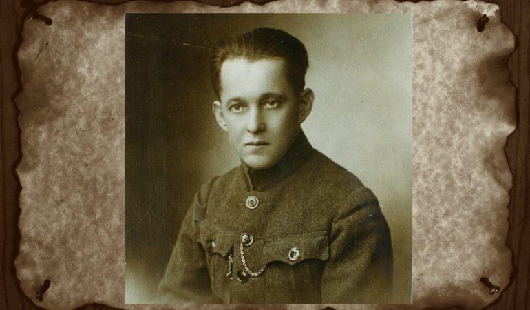 Rašytojas ir politikas XX a. pirmos pusės miglose