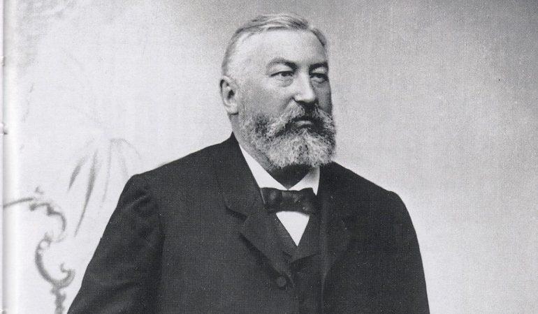 Prieš 110 metų mirė Tilžės spaustuvininkas Otas fon Mauderodė