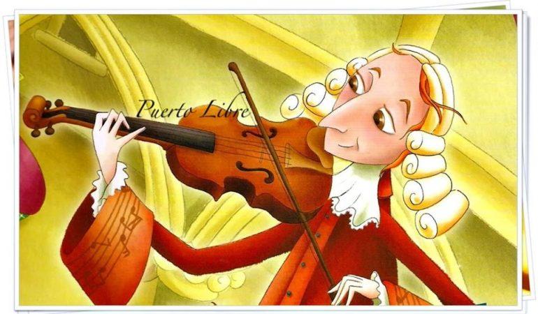 Kovo 4-oji istorijoje: Genialus smuikininkas ir kompozitorius Antonijus Vivaldis