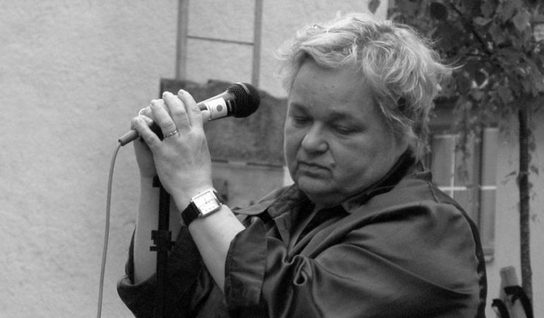 Poetei Dovilei Zelčiūtei – 60!