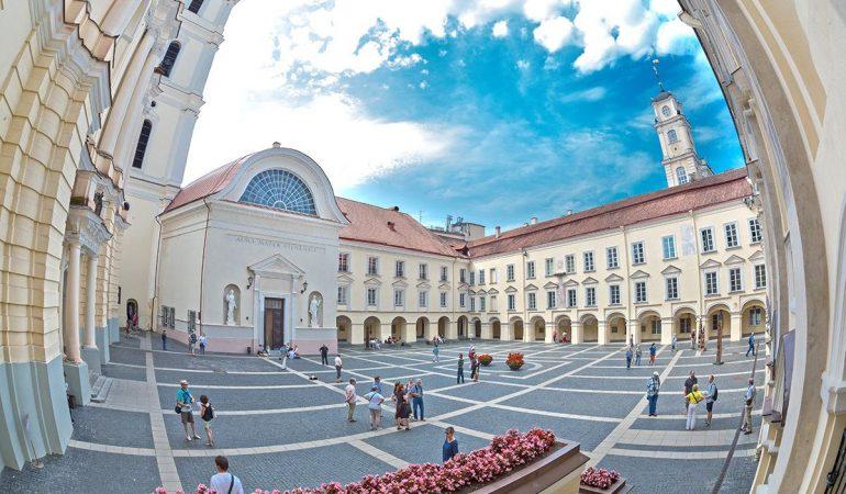 Vilniaus Universitetui – 440!