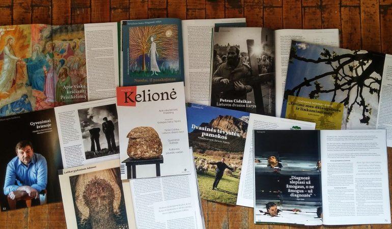 """Žurnalas """"Kelionė"""": apie viską keičiantį Prisikėlimą"""