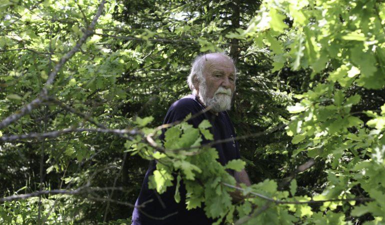 Vytautas Almanis. Elzės Gudavičiūtės nuotrauka