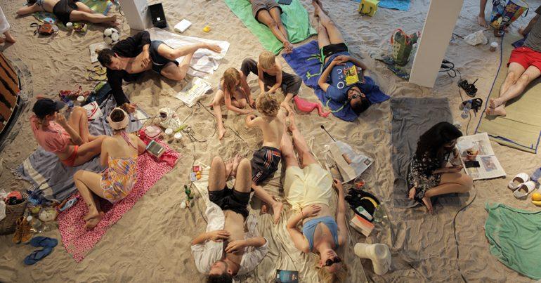"""Laimėjimas Venecijos Bienalėje: """"Auksinis liūtas"""" keliauja į Lietuvą"""