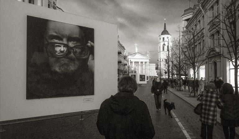 Algimantas Aleksandravičius. Vilnius – mano pasakų miestas