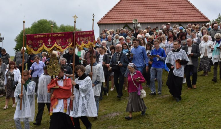 Žemaičių Kalvarijos atlaidams – 380 metų!